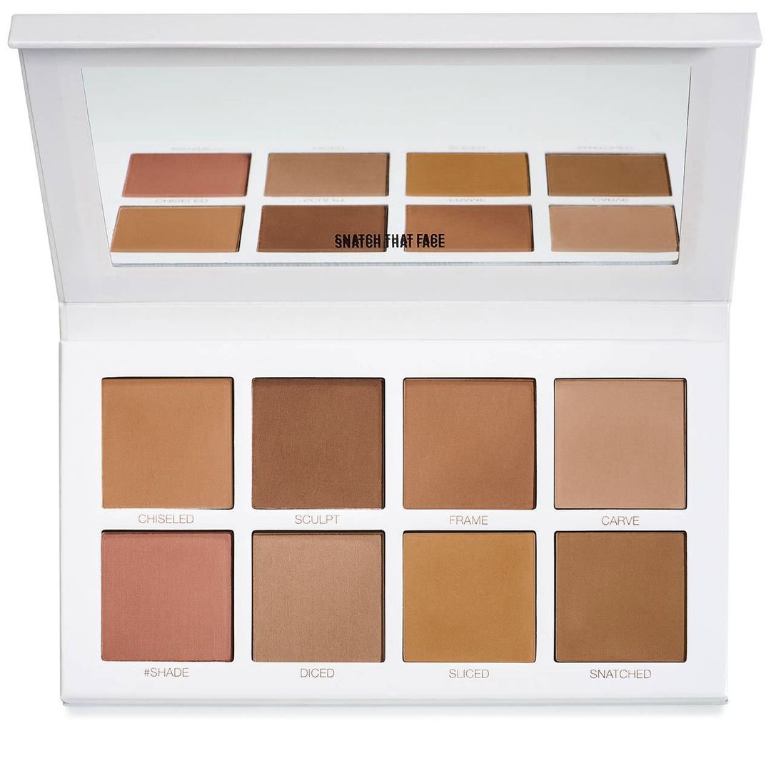 Sculpting and Contour N°1 Palette