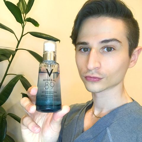 Vichy Mineral 89 Review