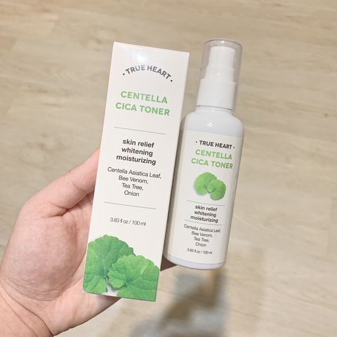 Cica Toner for Sensitive/Acne prone skin?