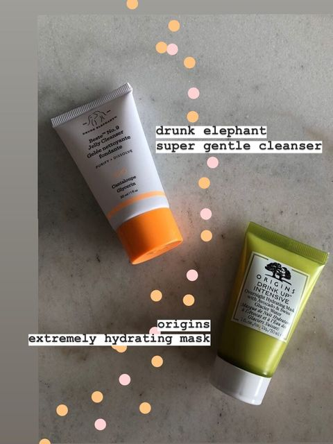 Cleanser + Mask For A Totally Clean And Hydrated Face