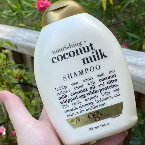 Hair care routine for wavy/lightly curly hair