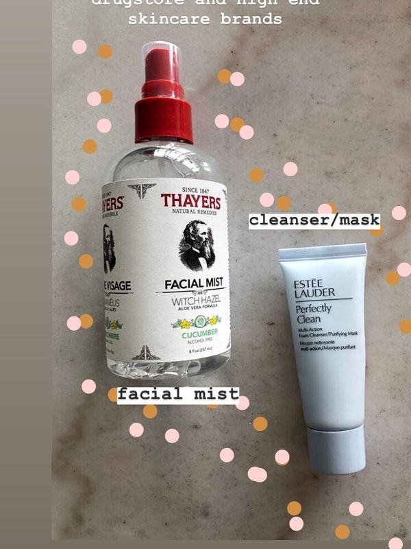 Squeeky Clean But Plump Face | Cherie
