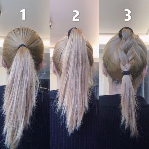Easy hairstyle for thin and soft hair👀