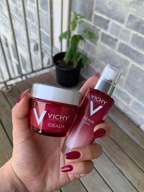 The ideal day routine vichy. i