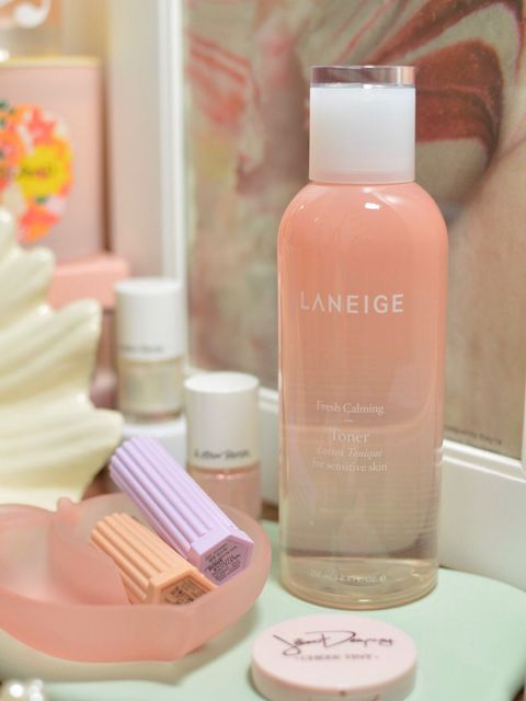 I really enjoy the Laneige Fre