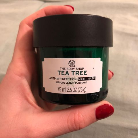 The Body Shop | Tea Tree Night Mask