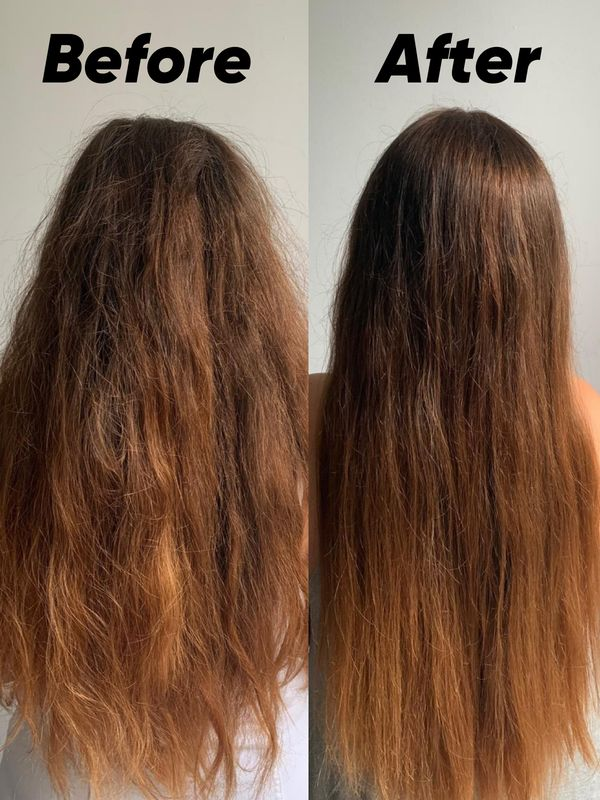 Get Rid of Frizzy Hair With These Products!   Cherie