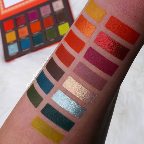 The ACE Beaute Flair palette i
