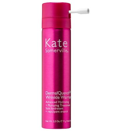 DermalQuench Wrinkle Warrior Advanced Hydrating + Plumping Treatment, Kate Somerville, cherie