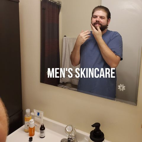 Guide to MEN'S Skincare! 🤎