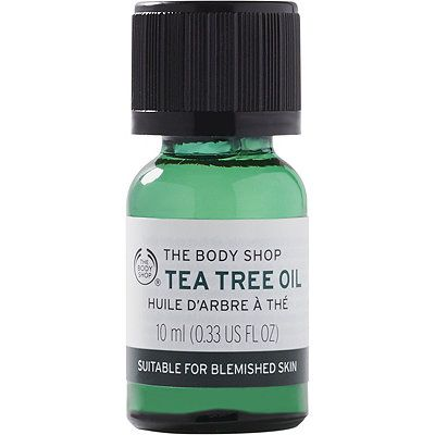 Jumbo Tea Tree Oil, THE BODY SHOP, cherie