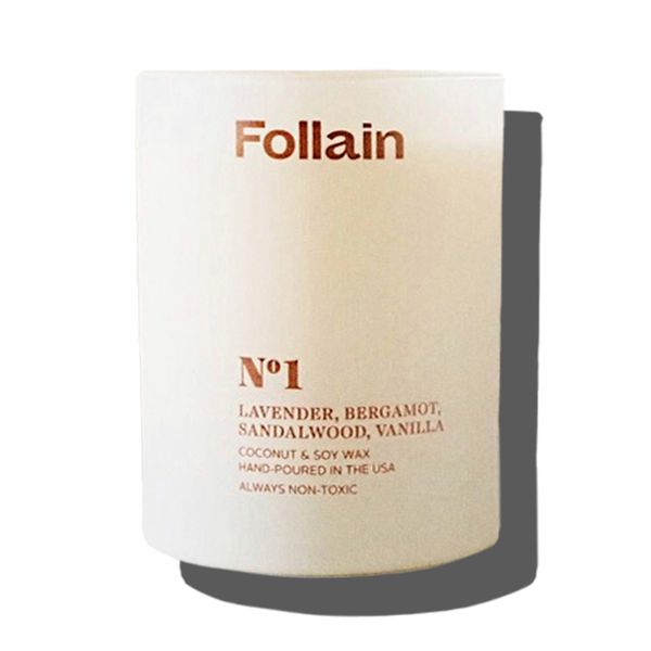 Candle No. 1, Follain, cherie