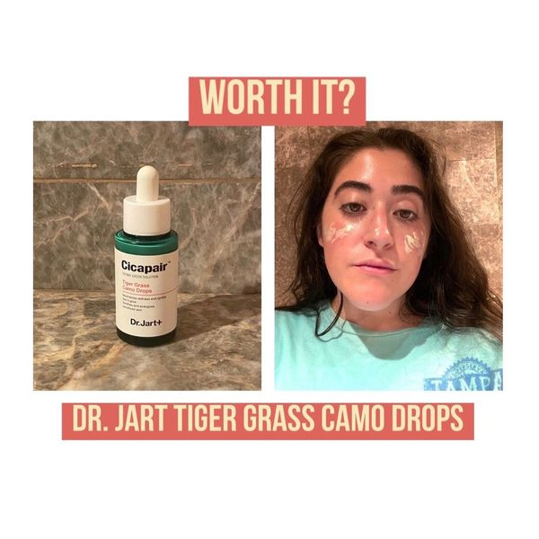 Are Dr Jart Tiger Drops as good as people say?  | Cherie