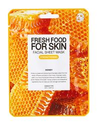 Freshfood for Skin Facial Sheet Mask (Honey)