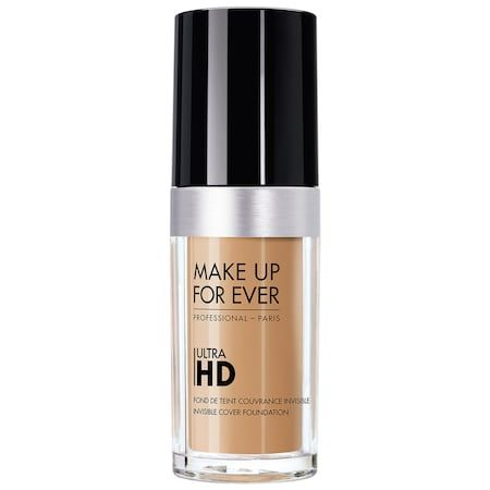 Ultra HD Invisible Cover Foundation, MAKE UP FOR EVER, cherie