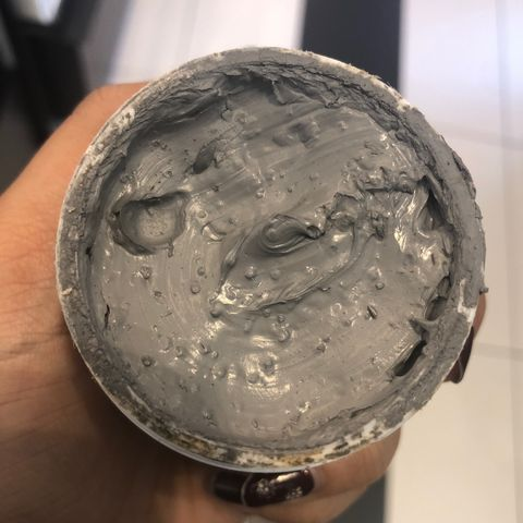 😷sephora collection mud mask 😷