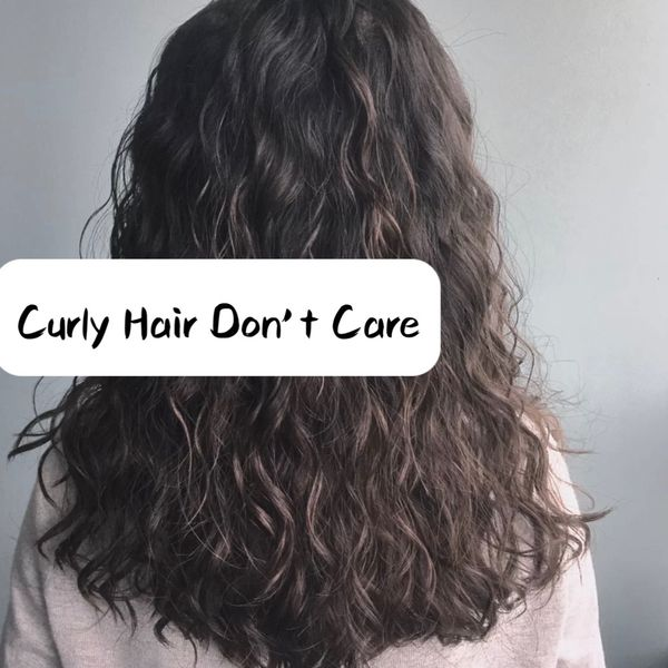 Curly Hair Daily Routine | Cherie