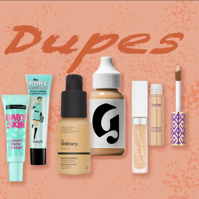 Top 6 Drugstore Dupes For High End Makeup Products Cherie
