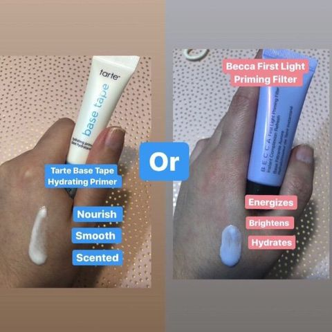 This or That - Face Primer Edition