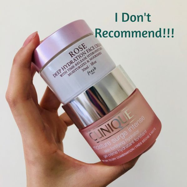 Face Creams I DO NOT Recommend for Combo Skin | Cherie
