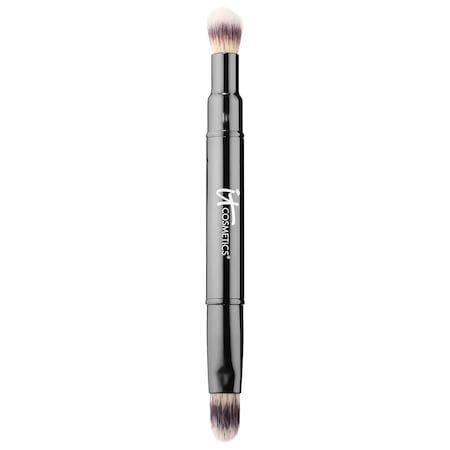 Heavenly Luxe Dual Airbrush Concealer Brush #2, it Cosmetics, cherie