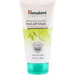 Peel-off Mask, For All Skin Types, Almond & Cucumber