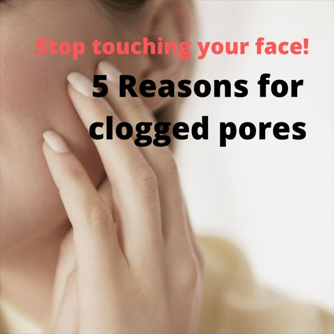 These 5 Bad Skin Habits are the Reason You Have Clogged Pores