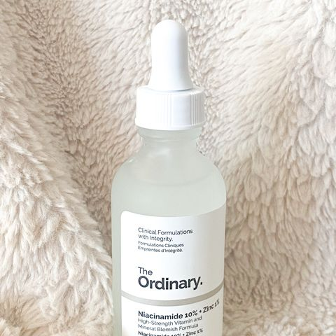 The Ordinary 10% Niacinamide + zinc 1%