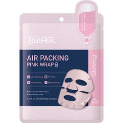 Air Packing, Pink Wrap Mask