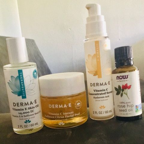 Products/Tips On Getting Rid Of Dark Spots