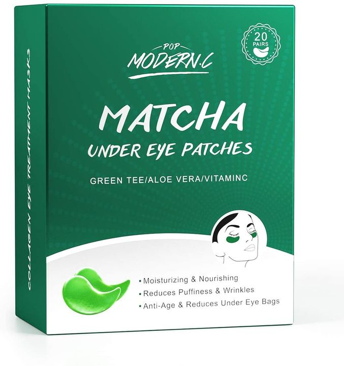 Matcha Under Eye Patches