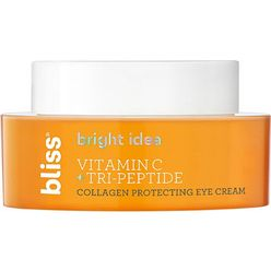 Bright Idea Vitamin C + Tri-Peptide Collagen Protecting Eye Cream