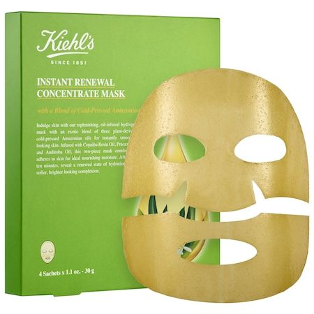 Instant Renewal Concentrate Mask, Kiehl's, cherie