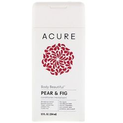 Body Beautiful Conditioner, Pear & Fig