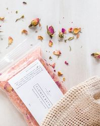 Flower Bath Packet