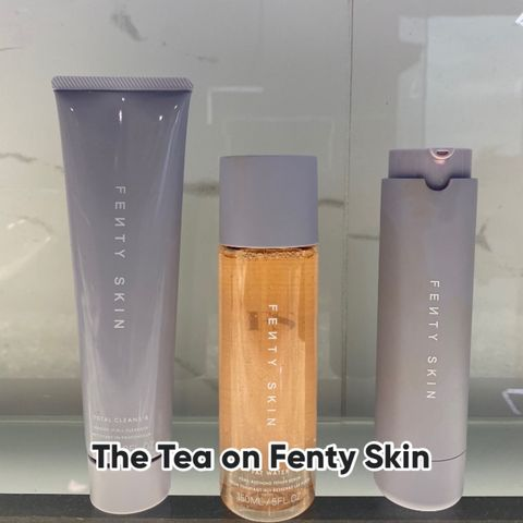 A Fenty Skin review by an Esthetician.
