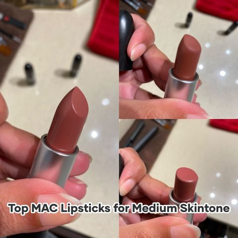 Top MAC picks for Medium Skintone 💄💄