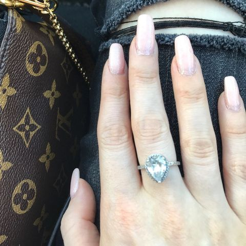 DIY POLY-GEL MANICURE AT HOME