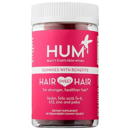Hair Sweet Hair Growth Vegan Gummies