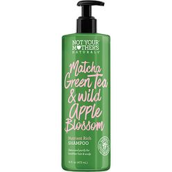 Matcha Green Tea & Wild Apple Blossom Nutrient Rich Shampoo