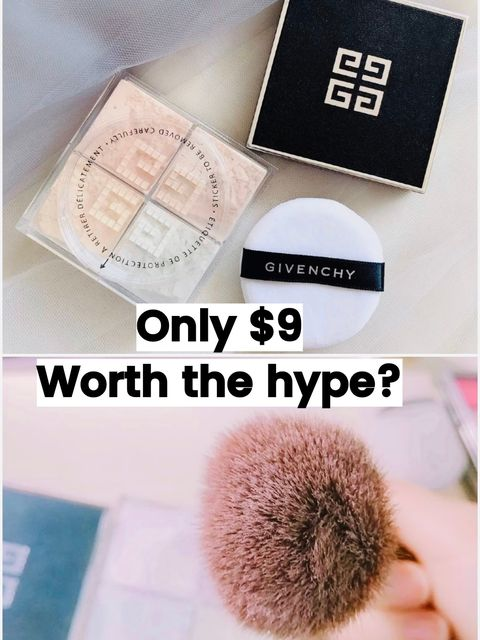 I bought this brush for hype and...