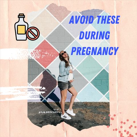 ⚠️8 ingredients to avoid during pregnancy🤰