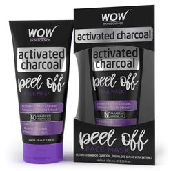 Skin Science Activated Charcoal Peel Off Mask