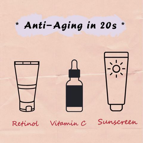 Anti-Aging Tips for Your 20s💁🏻♀️