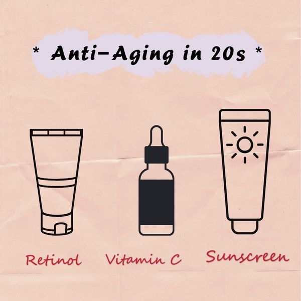 Anti-Aging Tips for Your 20s💁🏻♀️ | Cherie