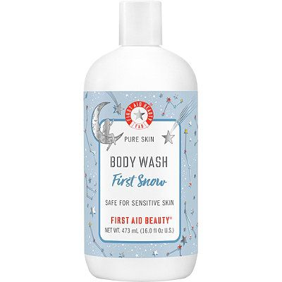 Pure Skin Body Wash First Snow