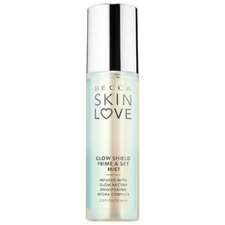 Skin Love Glow Shield Prime & Set Mist