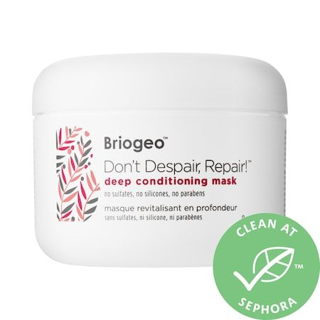 Don't Despair, Repair! Deep Conditioning Hair Mask, Briogeo, cherie