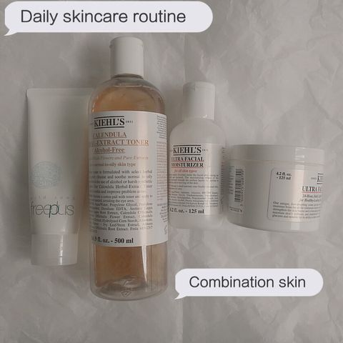 How to Build a Skincare Routine for my combination skin