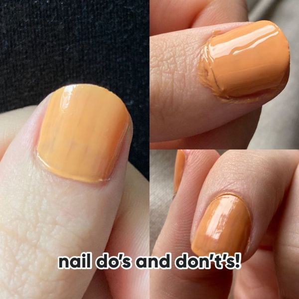 Game-changing nail DO'S and DON'T'S! | Cherie